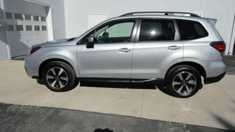 2017 Subaru Forester for sale at WRIGHT'S in Hillsboro KS