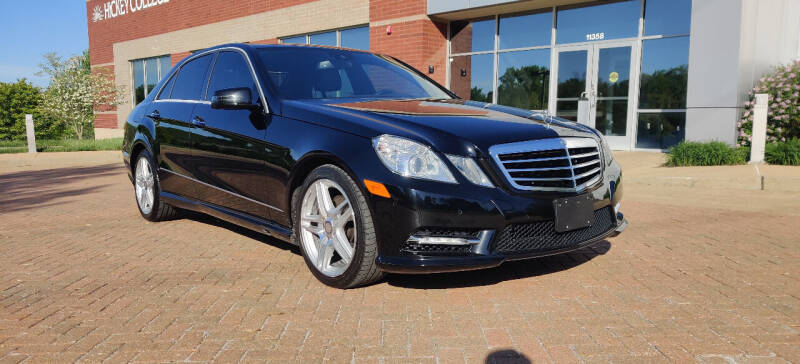 2013 Mercedes-Benz E-Class for sale at Auto Wholesalers in Saint Louis MO