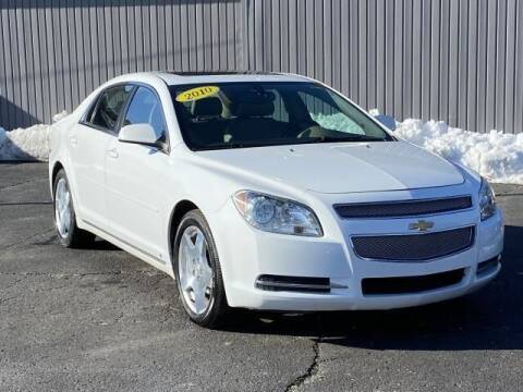 2010 Chevrolet Malibu for sale at Bankruptcy Auto Loans Now - powered by Semaj in Brighton MI