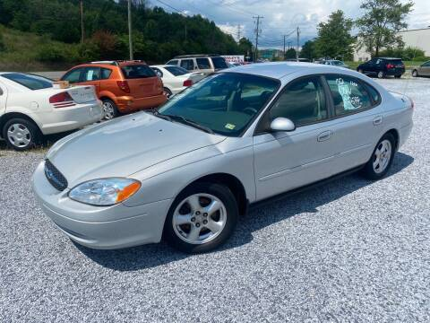 2002 Ford Taurus for sale at Bailey's Auto Sales in Cloverdale VA