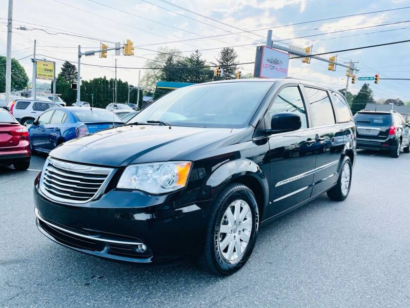 2016 Chrysler Town and Country for sale at LotOfAutos in Allentown PA