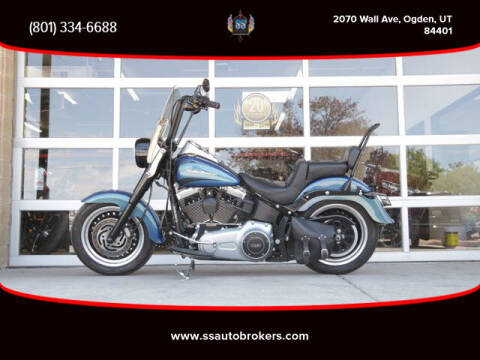 2014 Harley-Davidson Fat Boy Lo for sale at S S Auto Brokers in Ogden UT