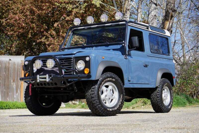 1997 Land Rover Defender for sale in Boise, ID