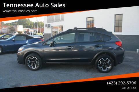 2015 Subaru XV Crosstrek for sale at Tennessee Auto Sales in Elizabethton TN