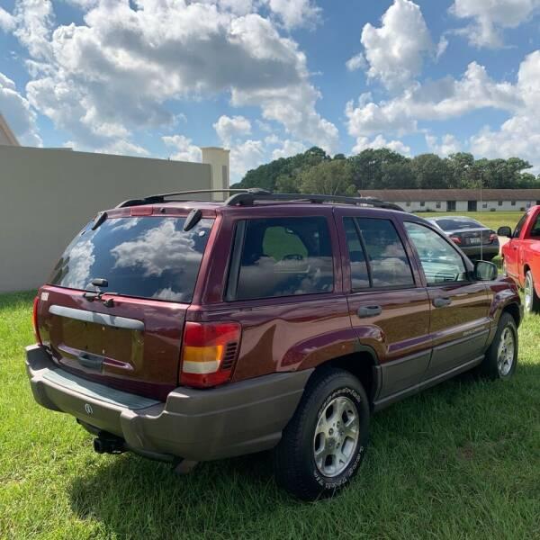 2003 Jeep Grand Cherokee 4dr Laredo 4WD SUV - Palm Bay FL