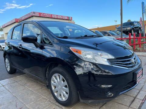 2015 Nissan Versa Note for sale at CARCO SALES & FINANCE in Chula Vista CA