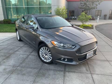 2013 Ford Fusion Energi for sale at Top Motors in San Jose CA