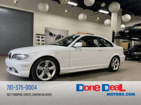 2006 BMW 3 Series for sale at DONE DEAL MOTORS in Canton MA