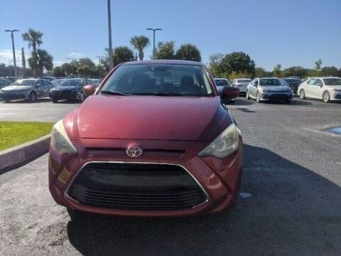 2017 Toyota Yaris iA for sale at PHIL SMITH AUTOMOTIVE GROUP - Toyota Kia of Vero Beach in Vero Beach FL