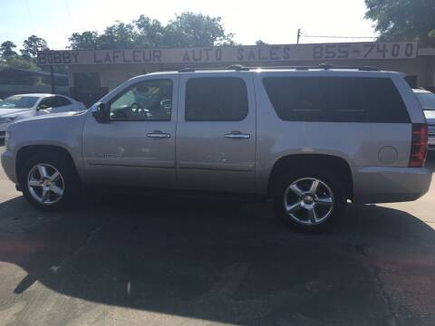 2008 Chevrolet Suburban for sale at Bobby Lafleur Auto Sales in Lake Charles LA