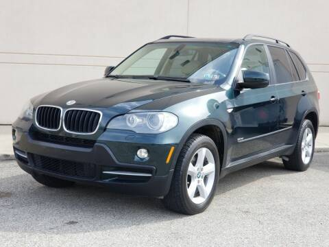 2007 BMW X5 for sale at FAYAD AUTOMOTIVE GROUP in Pittsburgh PA
