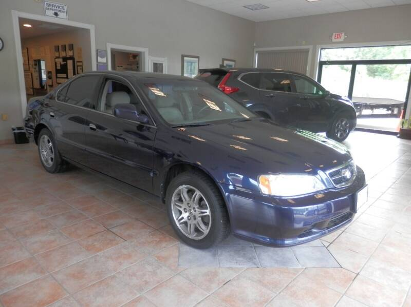 2000 Acura TL for sale at ABSOLUTE AUTO CENTER in Berlin CT