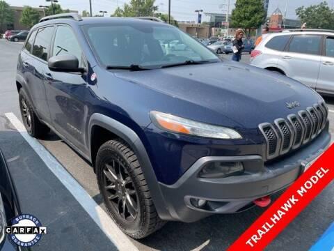2014 Jeep Cherokee for sale at NATE WADE SUBARU in Salt Lake City UT