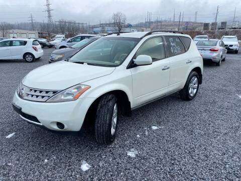 2007 Nissan Murano for sale at Bailey's Auto Sales in Cloverdale VA