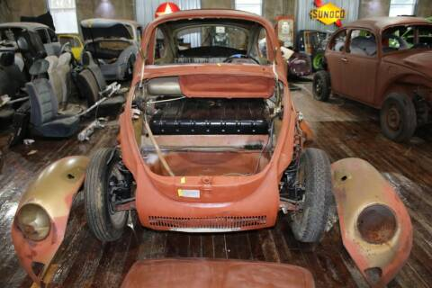 1975 Volkswagen Super Beetle for sale at Great Lakes Classic Cars & Detail Shop in Hilton NY
