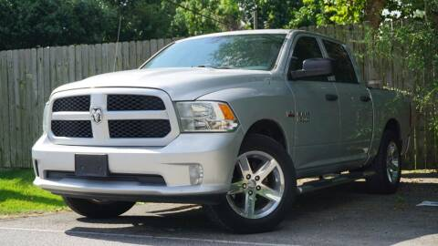 2014 RAM Ram Pickup 1500 for sale at Hidalgo Motors Co in Houston TX