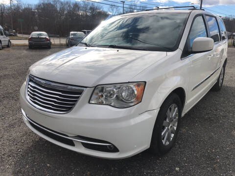 2013 Chrysler Town and Country for sale at AUTO OUTLET in Taunton MA