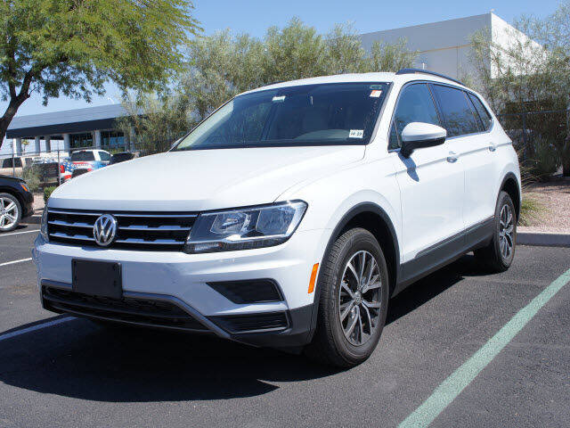 2018 Volkswagen Tiguan for sale at CarFinancer.com in Peoria AZ