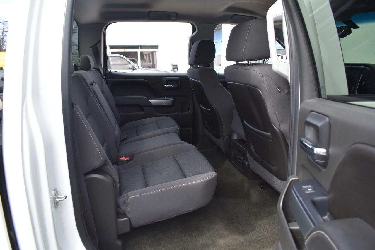 2015 Chevrolet Silverado 1500 LT 4×4 4dr Crew Cab 6.5 ft. SB full