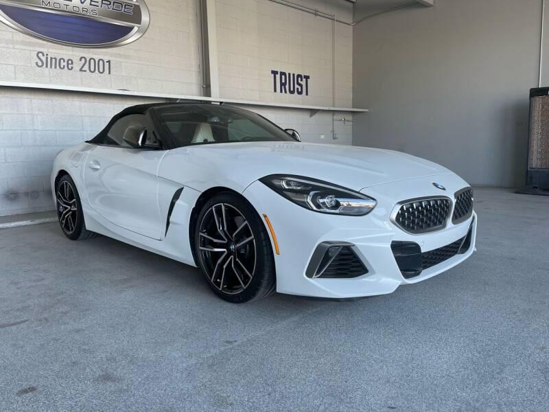 2020 BMW Z4 for sale at TANQUE VERDE MOTORS in Tucson AZ