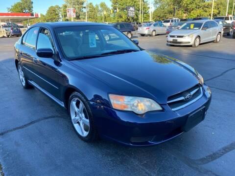 2007 Subaru Legacy for sale at JV Motors NC 2 in Raleigh NC