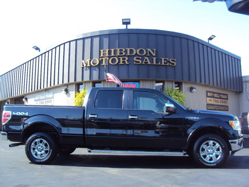 2010 Ford F-150 for sale at Hibdon Motor Sales in Clinton Township MI