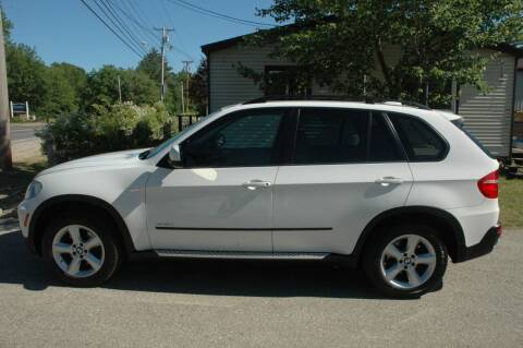 2009 BMW X5 for sale at Bruce H Richardson Auto Sales in Windham NH