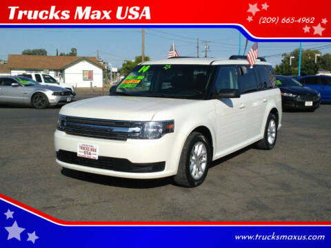 2014 Ford Flex for sale at Trucks Max USA in Manteca CA