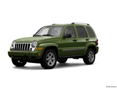 2007 Jeep Liberty for sale at Winchester Mitsubishi in Winchester VA