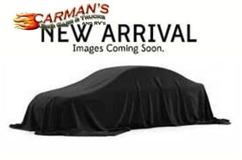 2008 Chevrolet Silverado 1500 for sale at Carmans Used Cars & Trucks in Jackson OH