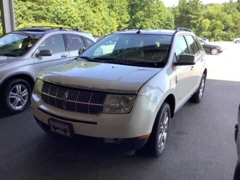 2009 Lincoln MKX for sale at HW Auto Wholesale in Norfolk VA