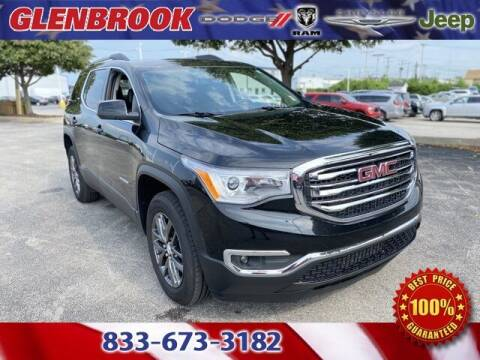 2019 GMC Acadia for sale at Glenbrook Dodge Chrysler Jeep Ram and Fiat in Fort Wayne IN