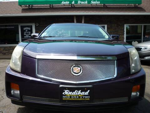 2006 Cadillac CTS for sale at Sindibad Auto Sale, LLC in Englewood CO