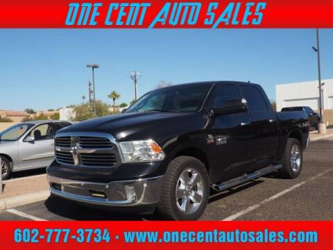 2016 RAM Ram Pickup 1500 for sale at One Cent Auto Sales in Glendale AZ