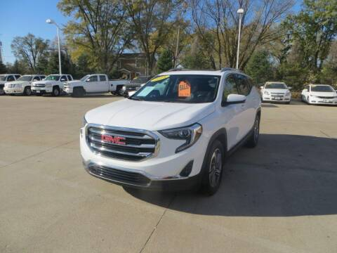 2018 GMC Terrain for sale at Aztec Motors in Des Moines IA