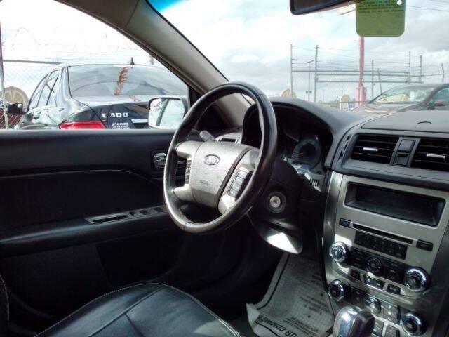2012 Ford Fusion SEL 4dr Sedan - Montgomery AL