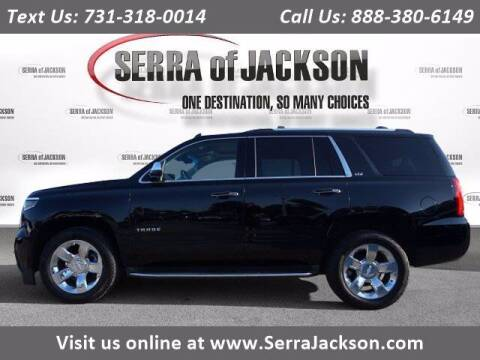 2016 Chevrolet Tahoe for sale at Serra Of Jackson in Jackson TN