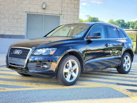 2011 Audi Q5 for sale at FAYAD AUTOMOTIVE GROUP in Pittsburgh PA
