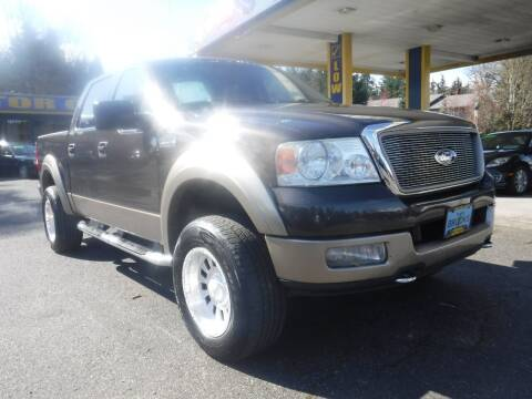 2005 Ford F-150 for sale at Brooks Motor Company, Inc in Milwaukie OR