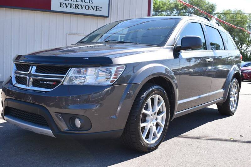 2016 Dodge Journey for sale at Dealswithwheels in Inver Grove Heights MN