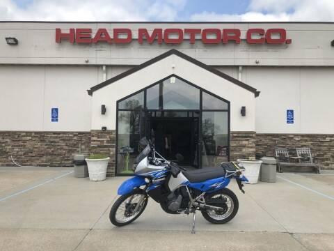 2008 Kawasaki KL650E8F for sale at Head Motor Company - Head Indian Motorcycle in Columbia MO