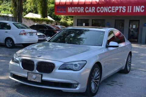 2011 BMW 7 Series for sale at Motor Car Concepts II - Kirkman Location in Orlando FL
