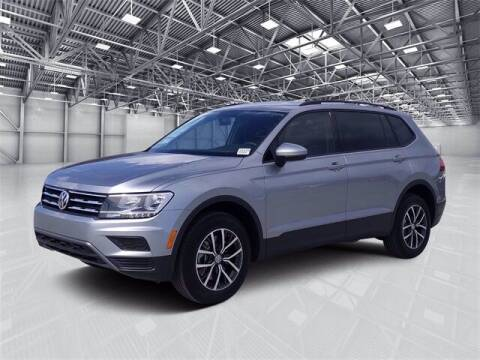 2021 Volkswagen Tiguan for sale at Camelback Volkswagen Subaru in Phoenix AZ