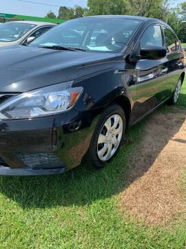 2017 Nissan Sentra for sale at BRYANT AUTO SALES in Bryant AR