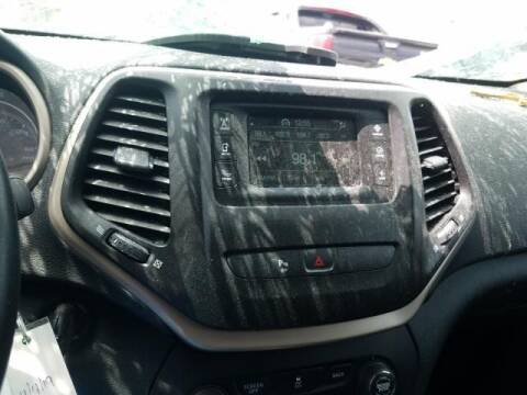 2016 Jeep Cherokee for sale at Ragins' Dynamic Auto LLC in Brookland AR
