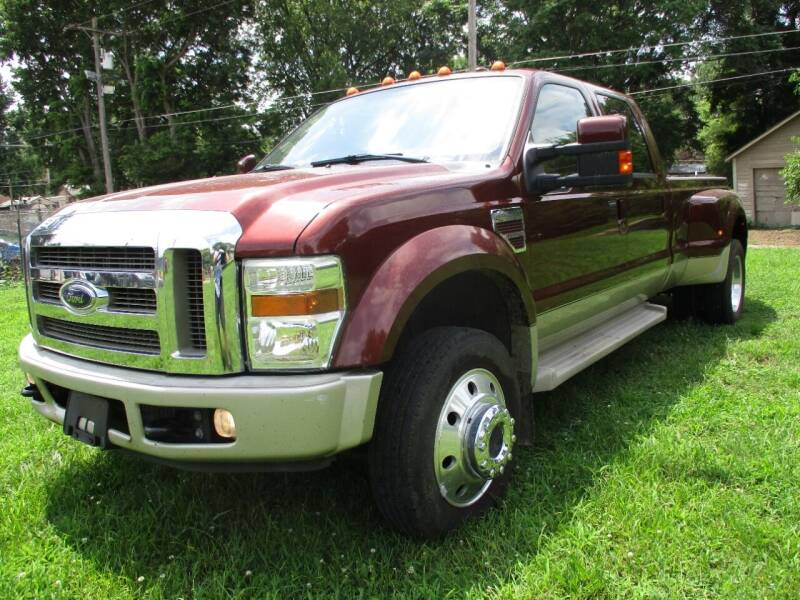 2008 Ford F-450 Super Duty for sale in Topeka, KS