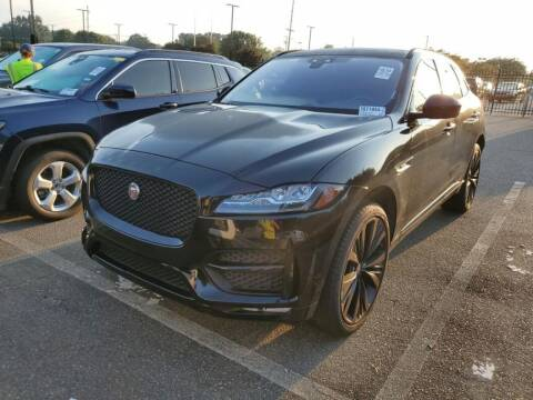 2017 Jaguar F-PACE for sale at A.I. Monroe Auto Sales in Bountiful UT