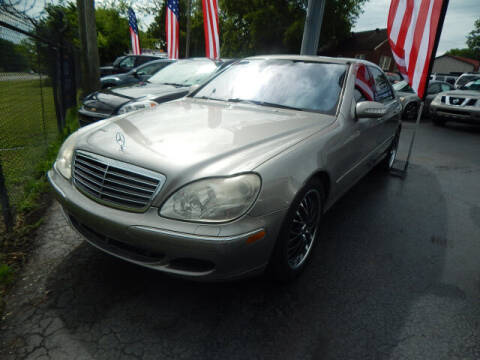 2004 Mercedes-Benz S-Class for sale at WOOD MOTOR COMPANY in Madison TN