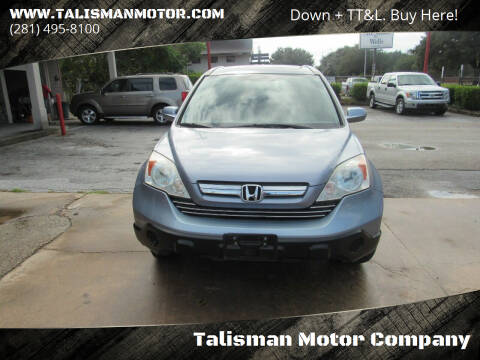 2009 Honda CR-V for sale at Don Jacobson Automobiles in Houston TX