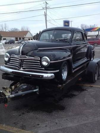 1942 Plymouth Coupe for sale at Haggle Me Classics in Hobart IN